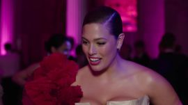 Ashley Graham on Her First Met Gala