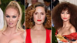 The Best Hairstyles of the 2017 Met Gala