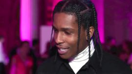 A$AP Rocky on Wearing Jeans to the Met Gala