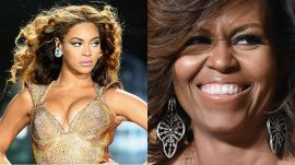 Beyoncé and Michelle Obama Are #FriendshipGoals