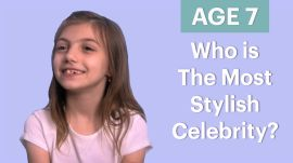 70 People Ages 5-75 Answer: Who's The Most Stylish Celebrity?