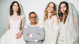Naeem Khan's Wedding Dresses: Spring 2018