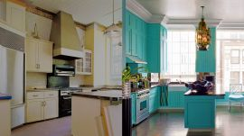Before And After Photos Of 6 Sensational Kitchen Makeovers