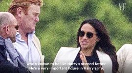 Meghan Markle Made a Very Public Appearance at Prince Harry's Polo Game