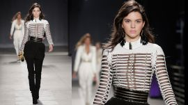 Kendall Jenner's 10 Best Runway Moments