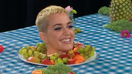 Katy Perry Goes Undercover as an Art Exhibit at the Whitney Museum
