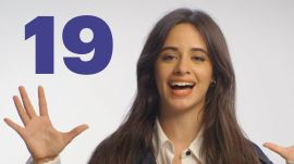 Camila Cabello Reveals 19 Facts About Herself in 60 Seconds