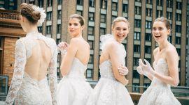 Monique Lhuillier's Wedding Dresses: Spring 2018
