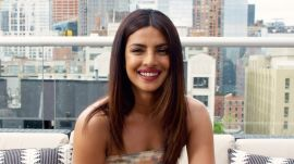 Priyanka Chopra Sings Taylor Swift, Tries a Boston Accent, and Beats Up a Clown
