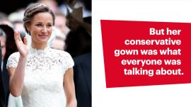 Pippa's Big Day: the Dress, the Photos, and the Missing Meghan Markle