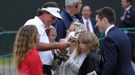 Why Phil Mickelson is pro sports' Father of the Year
