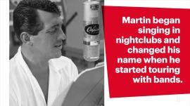 Dean Martin: Through the Ages