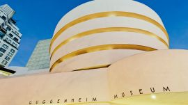 Frank Lloyd Wright's Guggenheim Museum Through the Years