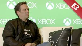 Xbox chief Phil Spencer talks Xbox One X vs. PS4 Pro, and what's coming next