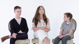 Maddie Ziegler, Jacob Tremblay & Jaeden Lieberher Tell Us Their Favorite Things