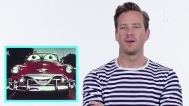 Armie Hammer on the History of Talking Cars