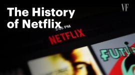 The History of Netflix