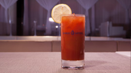 Quick Cocktail: How to Make a Red Snapper