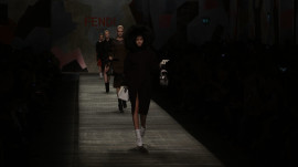 Fendi Fall 2014 Ready-to-Wear