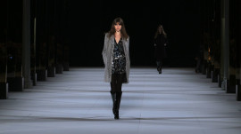 Saint Laurent Fall 2014 Ready-to-Wear