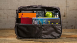 A Look at Evernote's Triangle Commuter Bag