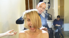Amber Valletta Makes The Cut