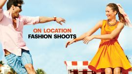 On Location Fashion Shoots
