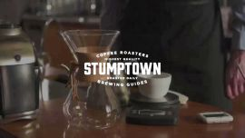 Stumptown + Bon Appétit Brew Guide