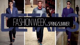 Spring Fashion Week 2015