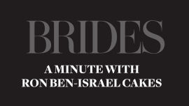 A Minute with Cake Baker, Ron Ben-Israel