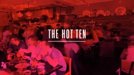 The Hot 10