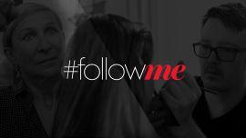 Kabuki and Odile #followme