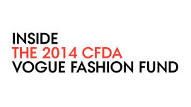 CFDA/Vogue Fashion Fund