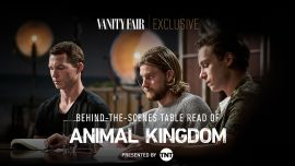 "The ""Animal Kingdom"" Table Read: Exclusive for Vanity Fair"