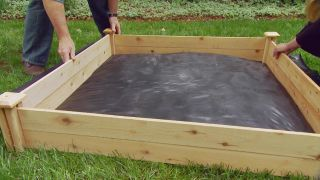How To Build a Raised Garden Box The Weather Channel Videos