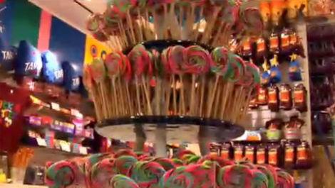 Tour Dylan's Candy Bar