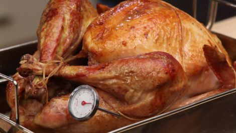 How to Test a Turkey for Doneness