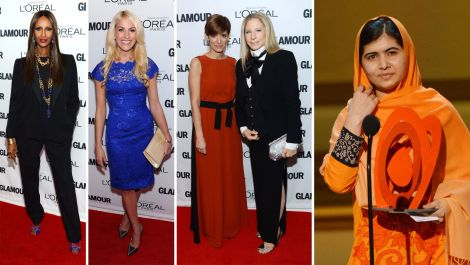 Watch These Inspiring Moments from the 2013 Glamour Women of the Year Awards