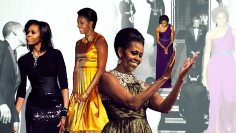 Michelle Obama's Best Looks in Under One Minute