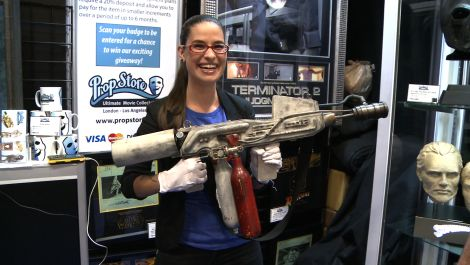 San Diego Comic Con 2013: Most Expensive Item at the Con
