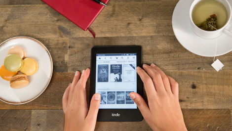 A Look at Amazon's Kindle Paperwhite