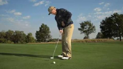 Putt With Your Gut