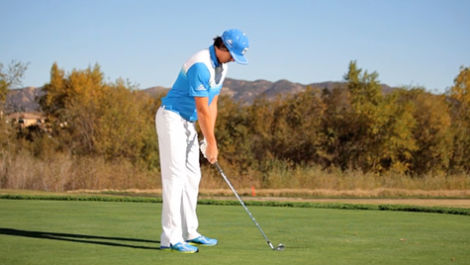 Rickie Fowler: Correct Alignment