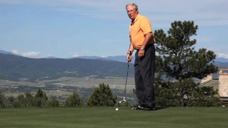 Dave Stockton: How To Sink Putts