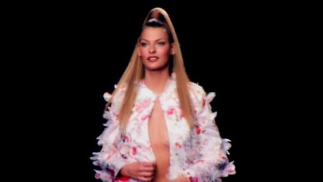 Linda Evangelista: The Fashion Chameleon
