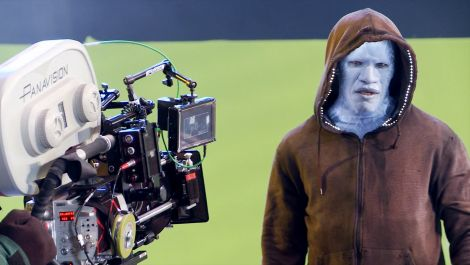 The Amazing Spider-Man 2: Transforming Jamie Foxx into the Villainous Electro