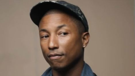 Pharrell Williams: Behind the Scenes of his Details Cover Shoot