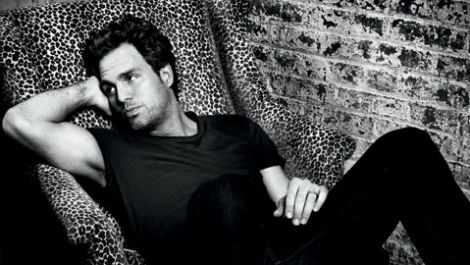 Mark Ruffalo: Behind the Scenes of his Details Cover Shoot