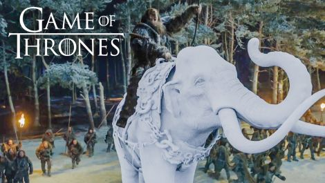 Game of Thrones: Combining CGI and Live Action to Create the Dragons & Fights Scenes in Season 4
