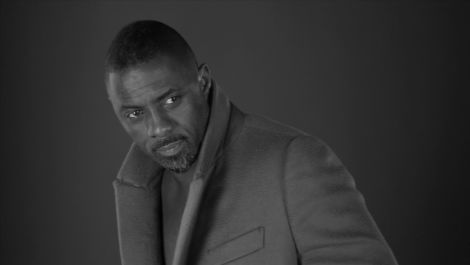 Behind the Scenes at Idris Elba's Cover Shoot